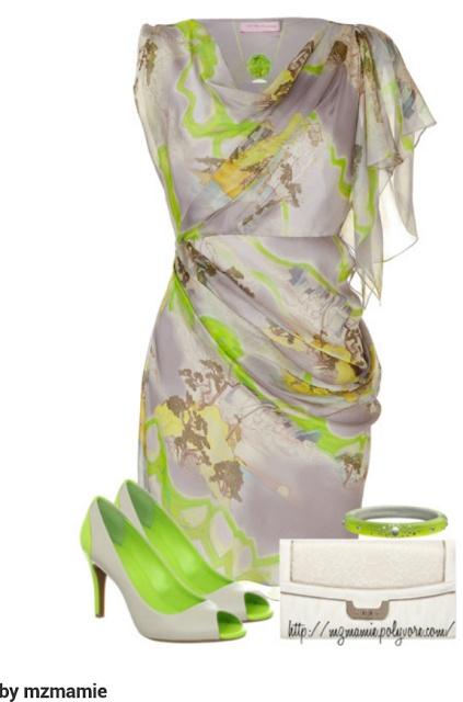 LOLO Moda: Spring - summer dresses 2013