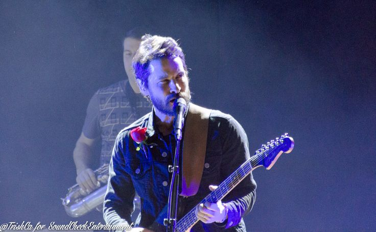 Sam Roberts Band Toronto Massey Hall
