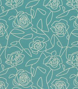 Home Decor Fabric Swatch Crypton Bed Of Roses Gray