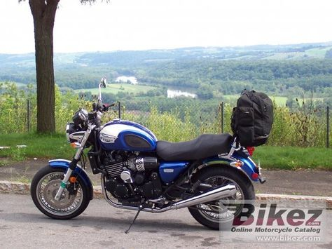 2000 Triumph Thunderbird Sport photo