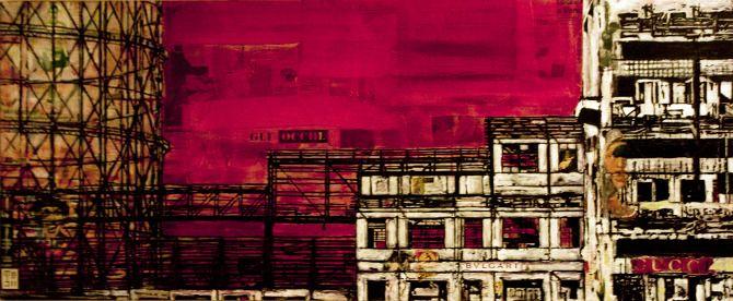Painting - Marisa Dipasquale Graphic Artist