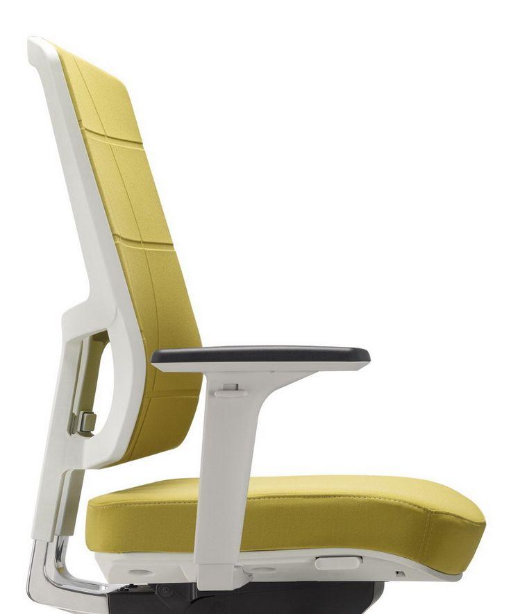 4YOU - špičková ergonomie, synchronní mechanismus, výškově nastavitelné opěradlo, posuv sedáku