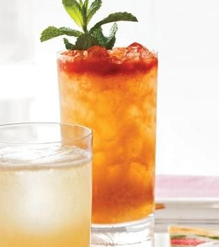 Mai Tai Drink Recipe via ElleDecor | Mai Tai Inspiration