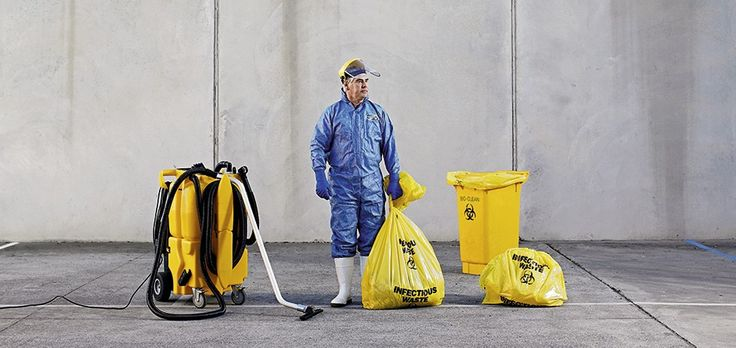 In our July issue, writer Shane Green met Melbourne's Mr Murder - the crime scene cleaner who often has his work cut out for him. themelbournemag.com