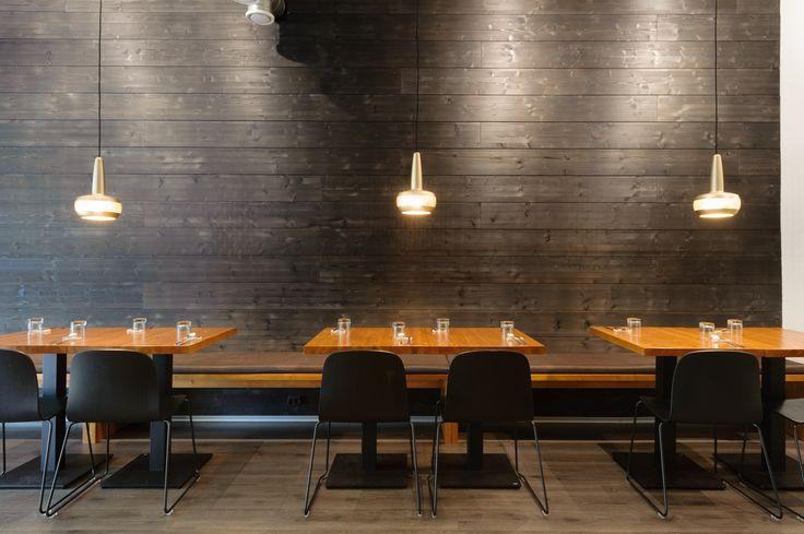 Ravintola GIWA Suunnittelu ja toteutus
