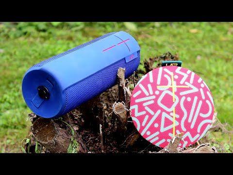 Quelle est la meilleure enceinte bluetooth ? - YouTube