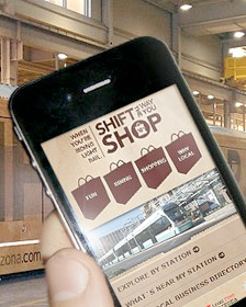 Get the Shift Your Shopping app