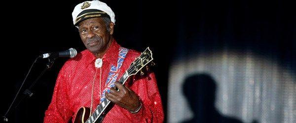 Rock müzik efsanesi Chuck Berry hayatını kaybetti