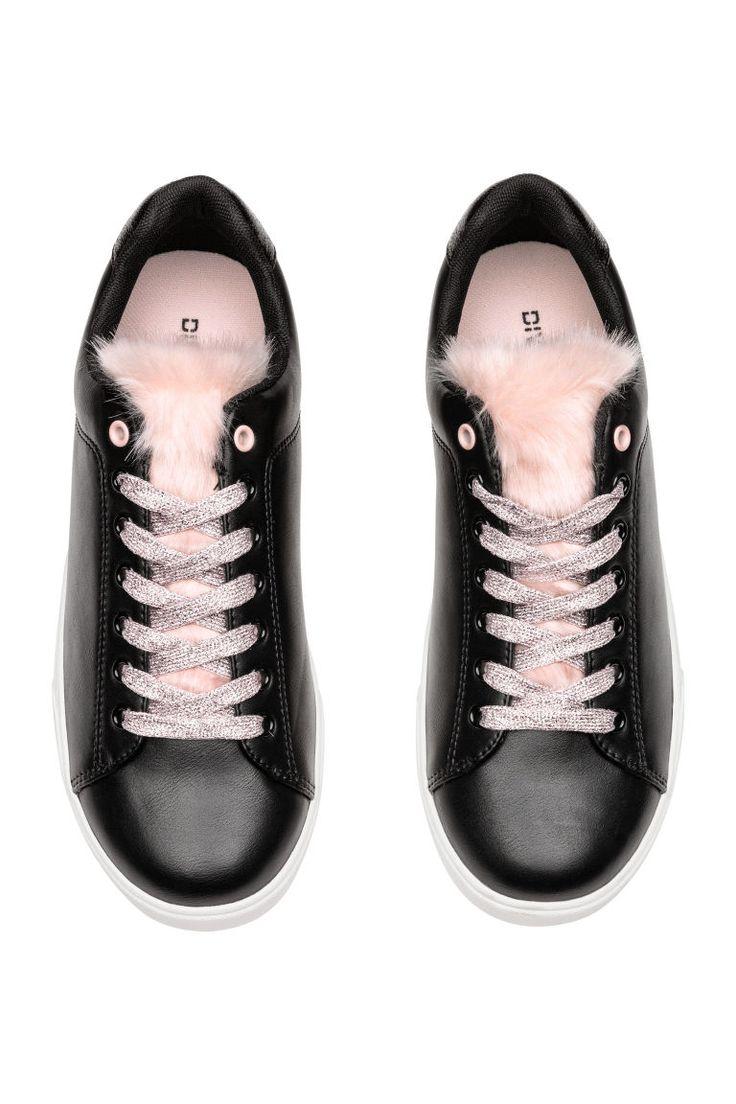 Sneakers - Sort - DAME   H&M NO 2