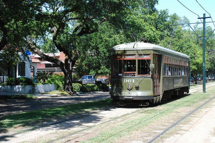 The New Orleans Streetcar is the most historic mode of transportation in the Crescent City. Traveling through the middle of major streets such as St. Charles, Canal and Carrollton and soon Rampart Street, the streetcar is an affordable method of transportation that allows you to soak in the sights as you move closer to your end destination. $1.25 gets you aboard, and if lucky, you'll have a street car operator that will act as a pseudo tour guide, pointing out important landmarks.