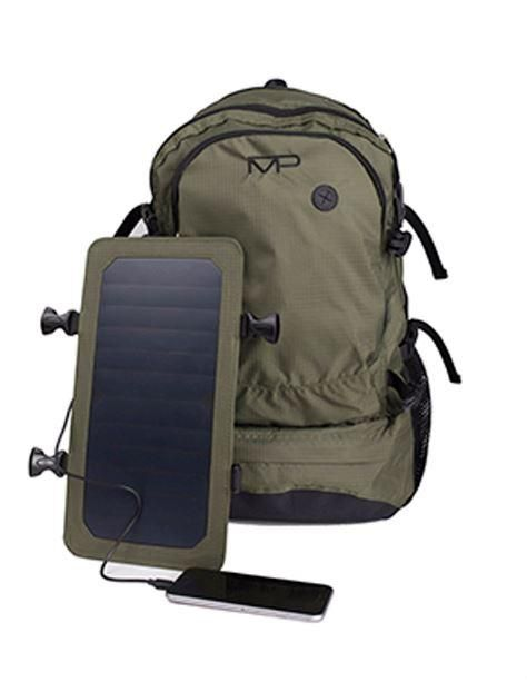 """Man-PACK®""""Apollo"""" Solar Powered Backpack"""