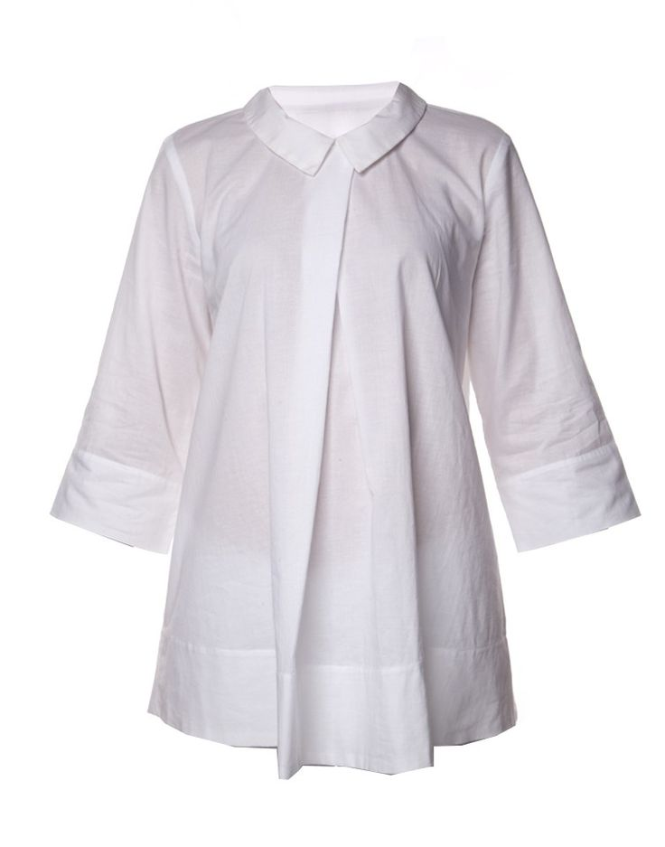 HABITS | A-Line Shirt - Women - Style36