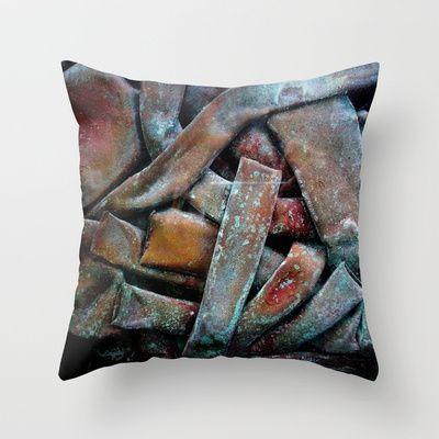 Titanic  Throw Pillow by trasteverestudio - $20.00