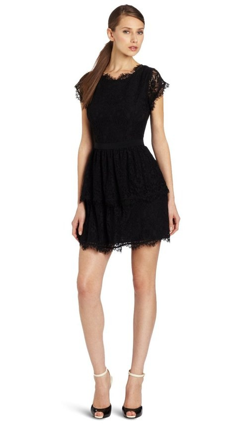 Joie Lace Dress