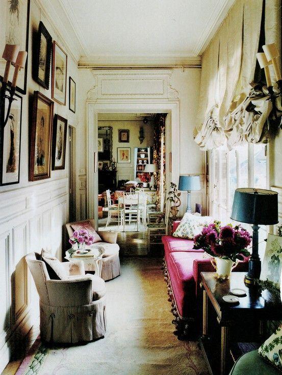 パリのアパートから学ぶ!狭い部屋のおしゃれなインテリアコーディネート | folk