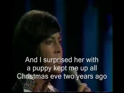 {{{ HONEY }}}  ~~~BOBBY GOLDSBORO~~~  It is beautiful. Back when music was easy on the ears and hard on the eyes. Things sure have changed since this song was #1.