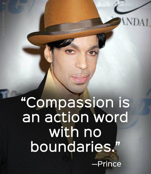 The legendary musician was renowned for speaking out on behalf of those who were vulnerable and voiceless…
