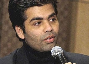 Karan Johar, who is well known for directing and producing biggest blockbusters in Bollywood, was emotional on the Ninth anniversary of 'Kal Ho Naa Ho'.    Kal Ho Naa Ho, which featured Shah Rukh Khan, Preity Zinta and Saif Ali Khan, was the last film helmed by KJo's father, Yash Johar, at Dharma Production.