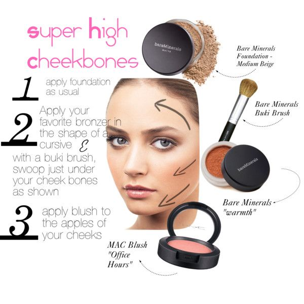 """Super High Cheekbones"" by flojodiscoclub on Polyvore"