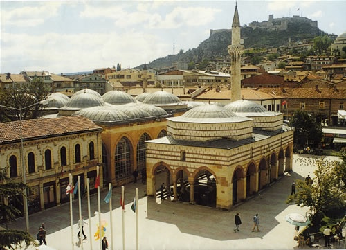 Kastamonu, Turkey.... My favorite city in Turkey. Ancient as hell, light on the imperial, gifted with gorgeous old homes and Seljuk-era monuments.