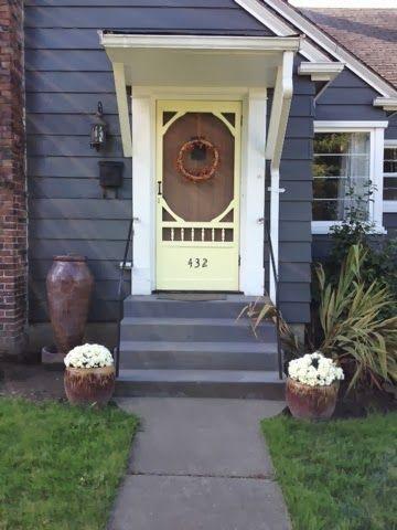 98 Best Dark Gray Houses Images On Pinterest Exterior