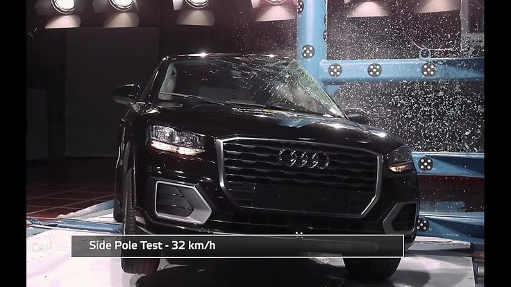 2017 Audi Q2 crash test