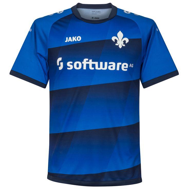 Darmstadt 98 Shirt Thuis 2016-2017