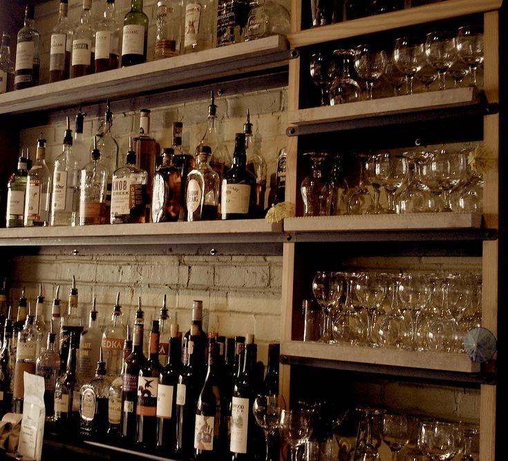 54 best Bar Back Ideas images on Pinterest | Bar designs, Back bar ...