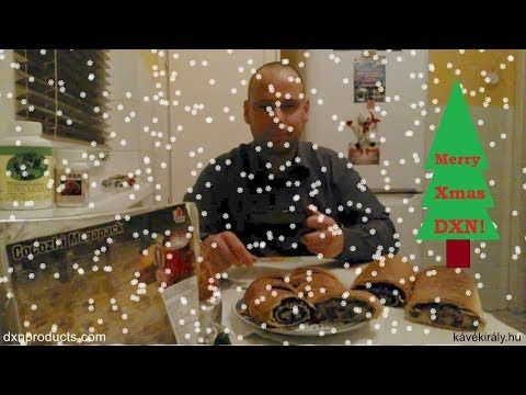 dxnproducts.com: Christmas present opening: DXN Ganoderma coffee me...