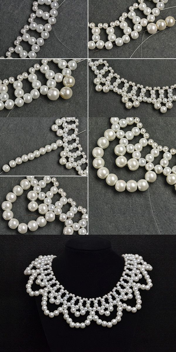 Like the pearl beads necklace?The details will be shared by LC.Pandahall.com soon.