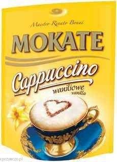 Cappuccino Wiedeń 110g opak.10 MOKATE | http://www.spozywczo.pl/hurtownia-kawy-herbaty