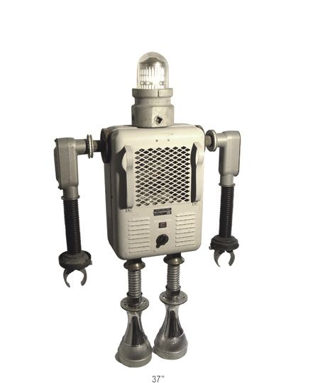 Titan By Bennett Robot Works