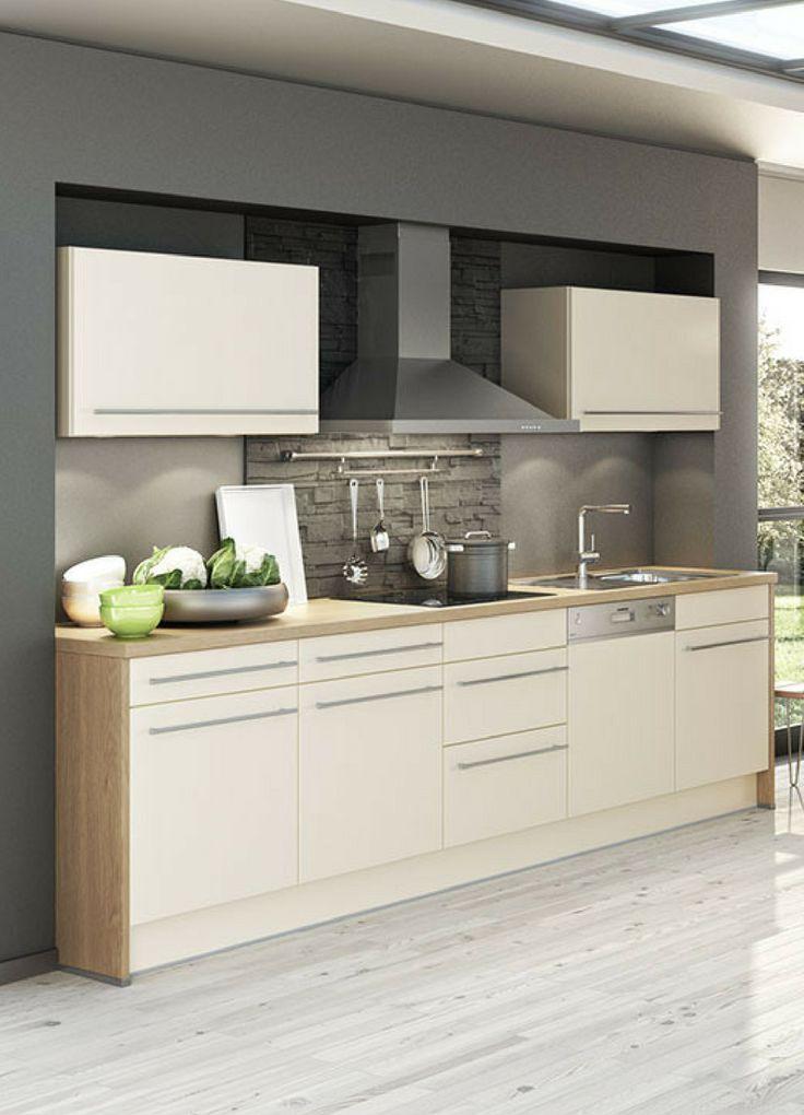 47 besten Kleine Küchen - Viel Platz auf kleinem Raum Bilder auf - kuchengestaltung mit farbe 20 ideen tricks