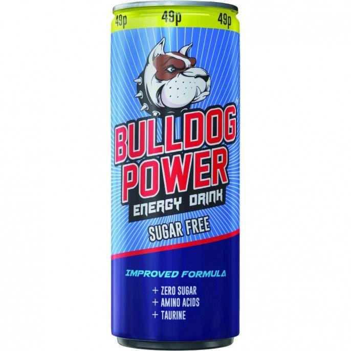Bulldog Power Sugar Free