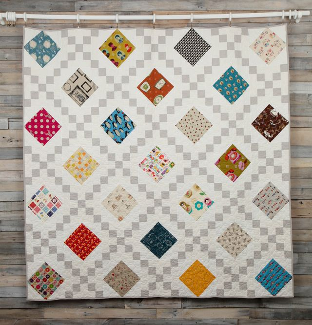 17 Best ideas about Irish Chain Quilt on Pinterest Patchwork patterns, 4 patch quilt and Easy ...