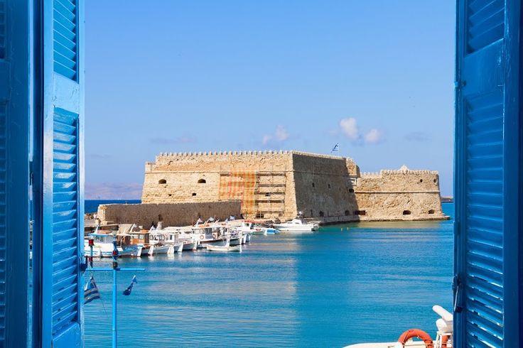#Heraklion #Grecia #Viaja a esta país maravilloso con #Despegar y sus #descuentos #turismo #travel #trip