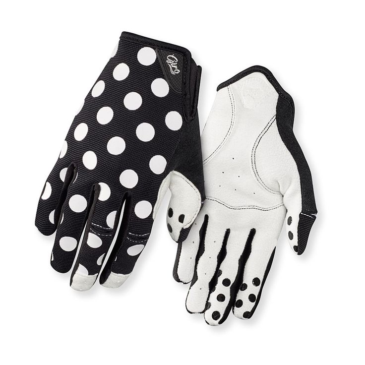 LA DND Womens Cycling Glove