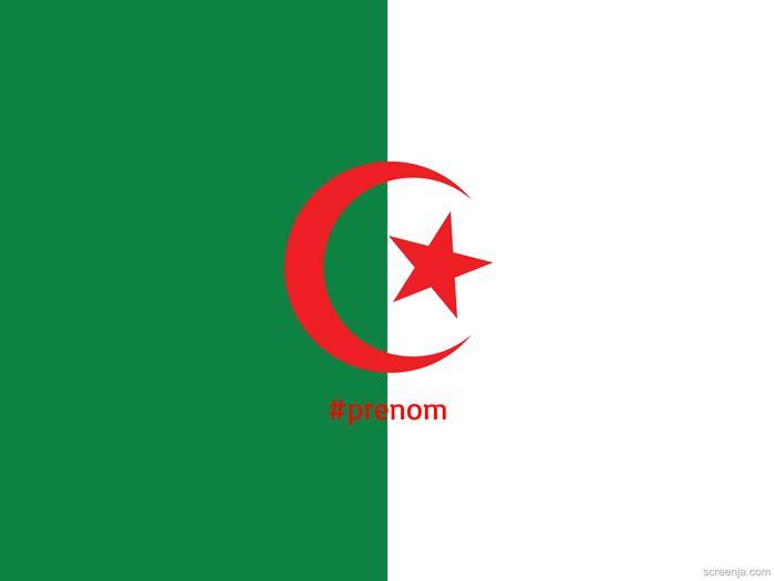 Fond Décran Drapeau Algerie Wallpaper Wallpapershd