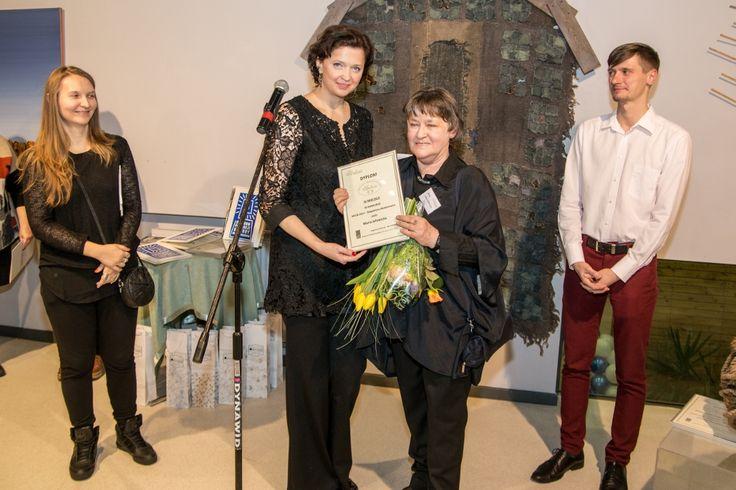 Marcia Jełowicka - III miejsce w Konkursie Muza 2015 - Magdalena Abakanowicz