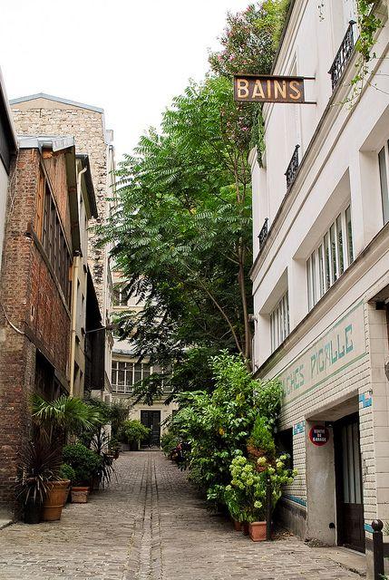 Pigalle, Cité du Midi, Paris XVIII