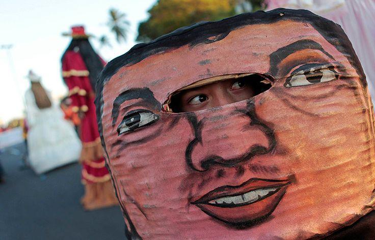 Alegria por la Vida carnival, Managua, Nicaragua, March 2012.  (Reuters)