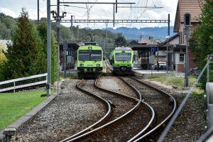 Langenthaler Tagblatt: Aefligen: Grosse Maschinen verdrängen bald die Züge : bahnONLINE.ch