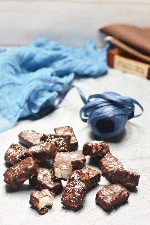 Reform Bounty csokoládé recept