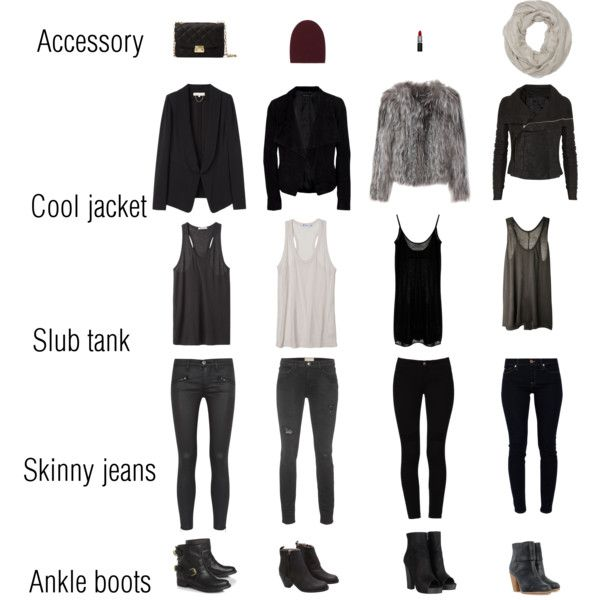 Model Off Duty Style, created by hii-live on Polyvore