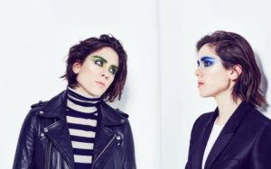 Following the massive success of their critically acclaimed eighth studio album Love You To Death, Tegan And Sara announce 'U-Turn' as their latest single to be taken from the album. #MusicNews #TeganAndSara