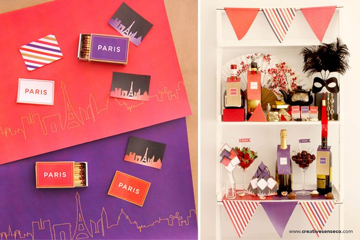 bastille day paris party