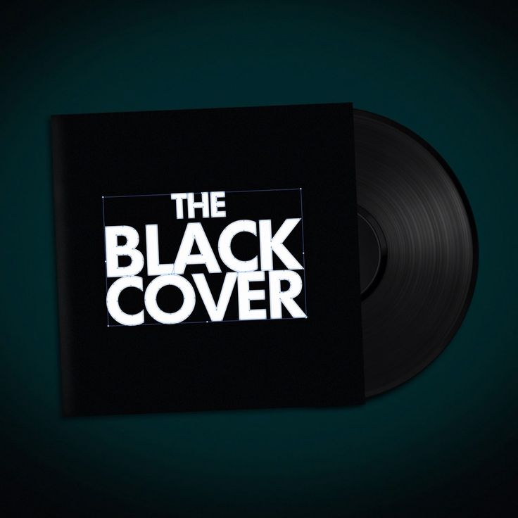 By The Black Cover
