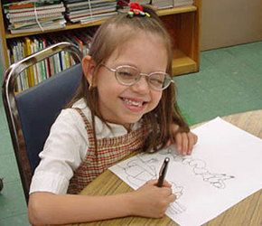 Childhood Glaucoma and Education   Glaucoma Research Foundation