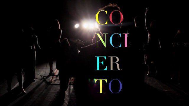"TRAILER THEATER PLAY ""CONCIERTO"""