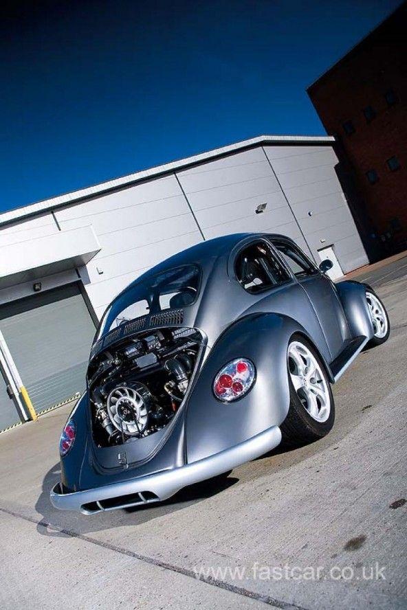 Modified Beetle Porsche Engine Vw 07   VW   Vw cars, Cars ...